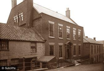 Whitby, Brunswick Street c1880