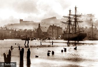 Whitby, c1880