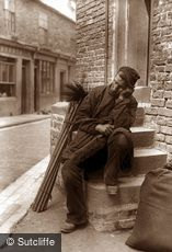 Whitby, Chimney Sweep c1880