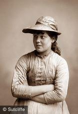 Whitby, Fishergirl c1880