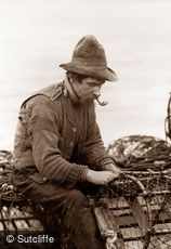 Whitby, Fisherman c1880