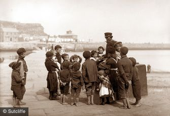 Whitby, Free Education c1880