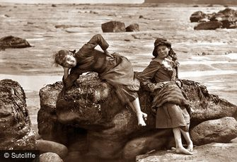 Whitby, Limpets c1880