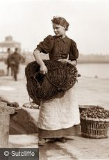 Whitby, Lizzie Alice Hawksfield c1880
