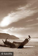 Whitby, Shipwreck c1880
