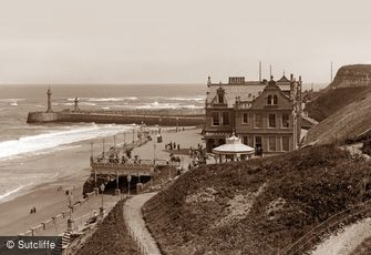 Whitby, Spa c1880