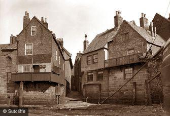 Whitby, Tin Ghaut c1880